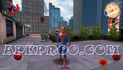 Download The Amazing Spider Man 2 Mod Apk Data For Android [Unlimited Money]