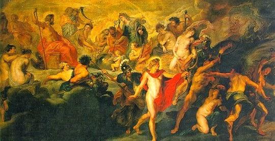 Αποτέλεσμα εικόνας για ΟΙ 12 ΟΛΥΜΠΙΟΙ ΘΕΟΙ ΚΑΙ Η ΑΣΤΡΟΛΟΓΙΑ. (Ν 1)