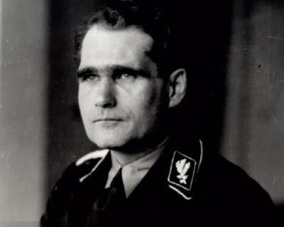 Αυτός ήταν ο αναπληρωτής Φύρερ του Χίτλερ που οι νεοναζιστές προσκυνούν ως είδωλο