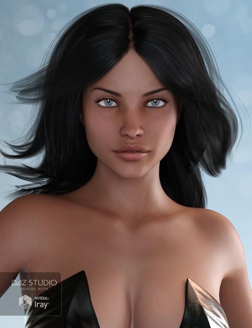 Harley for Genesis 3 Female