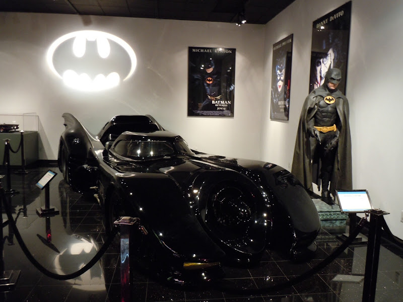 Original Batman 1989 Batmobile