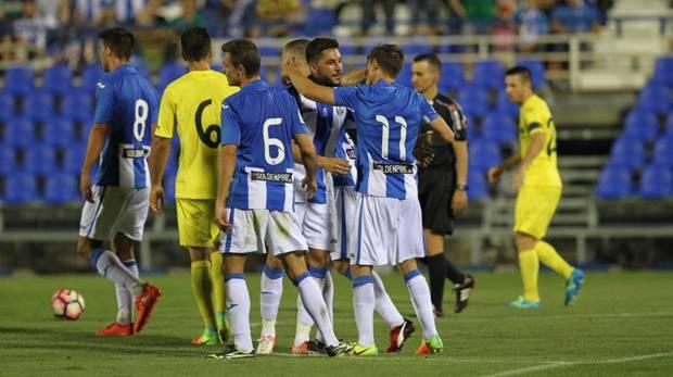 Villareal vs Leganes