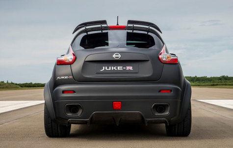 Nissan Juke-R 2.0 Limited Edition Cuma 17 Unit di Seluruh Dunia
