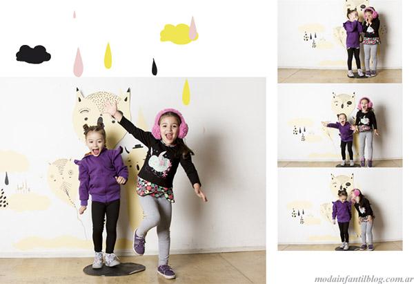 Moda otoño invierno 2015 Haz lo que Quieras ropa infantil.