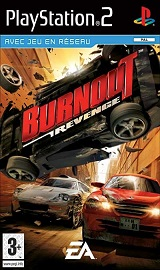 burnout revenge ps2 e8500 - Burnout Revenge NTSC PS2