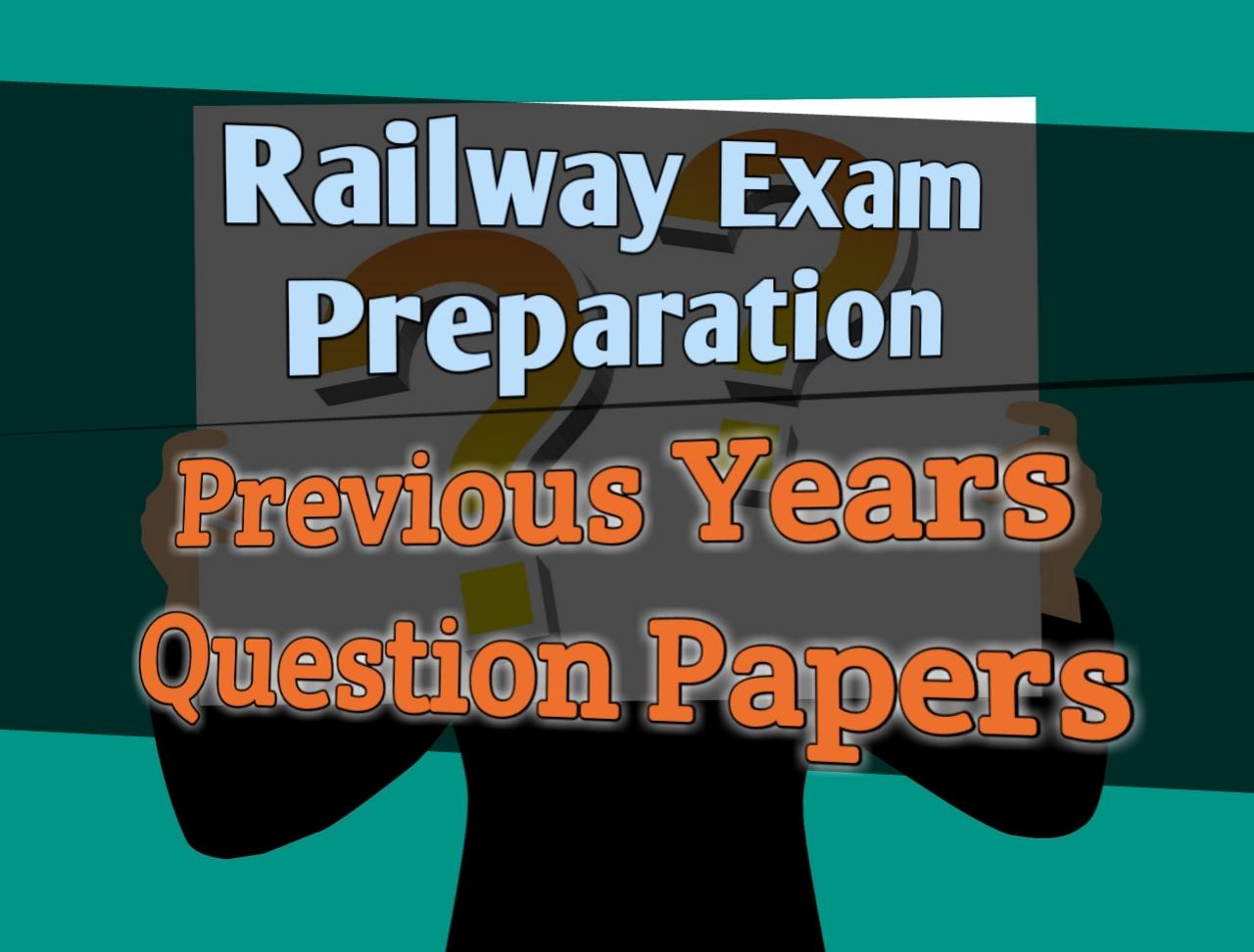 Rrc Group D Question Paper Pdf