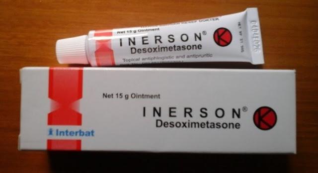 Inerson Desoximetasone