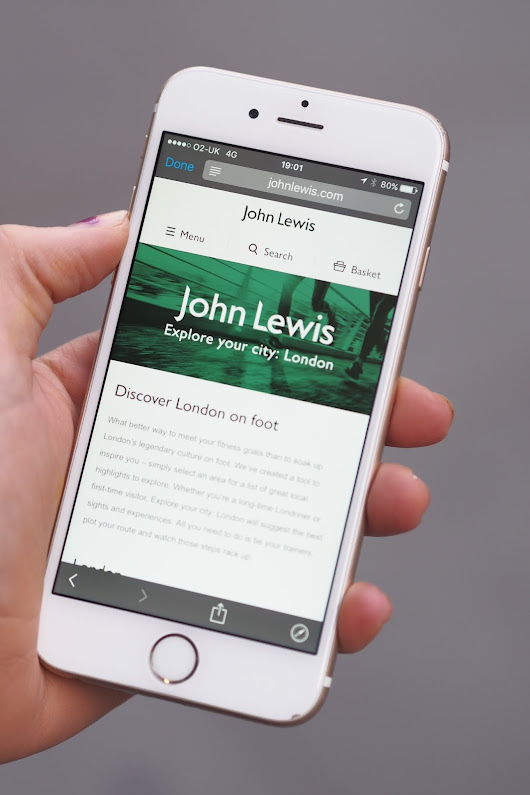 EXPLORE THE CITY WITH JOHN LEWIS