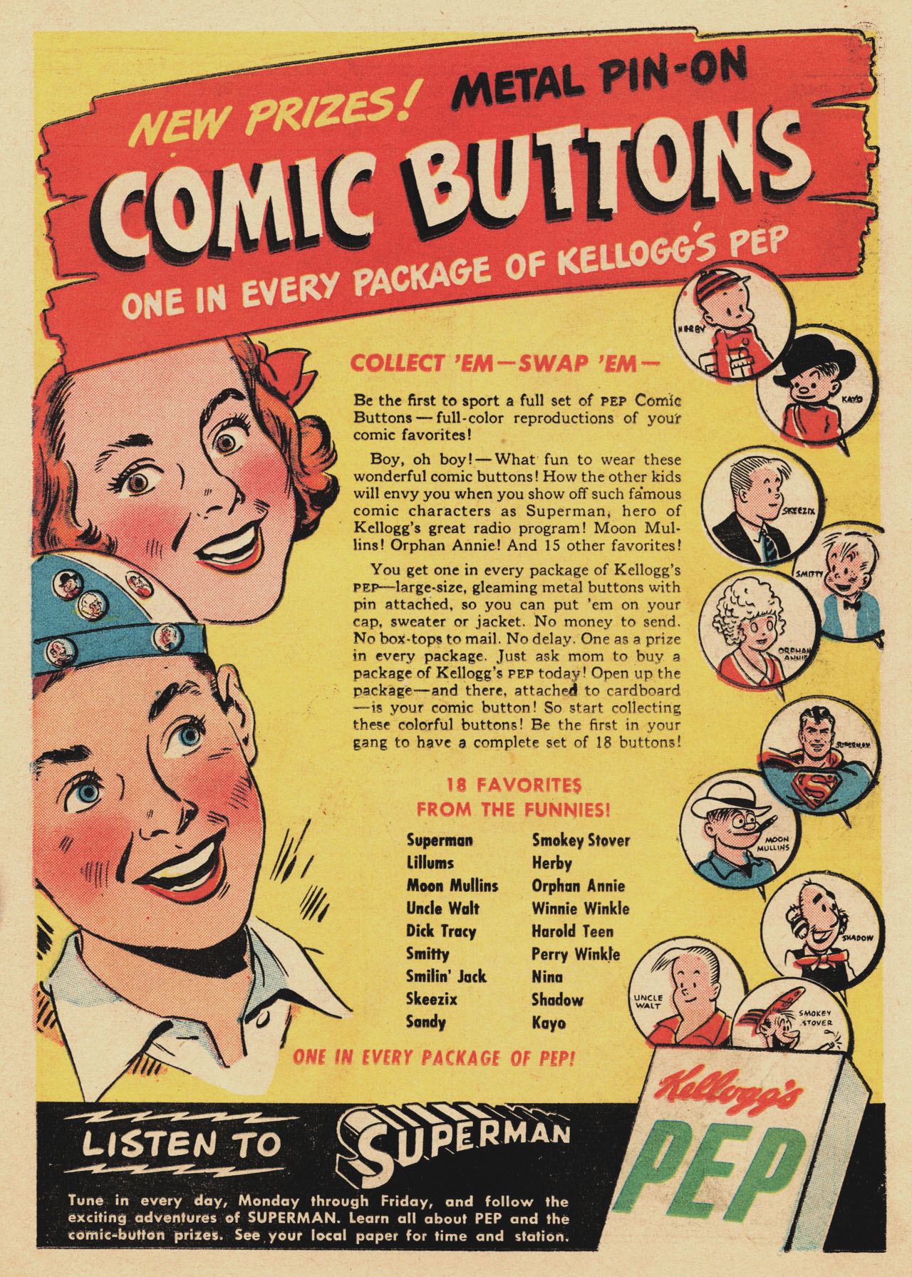 Read online Action Comics (1938) comic -  Issue #94 - 21