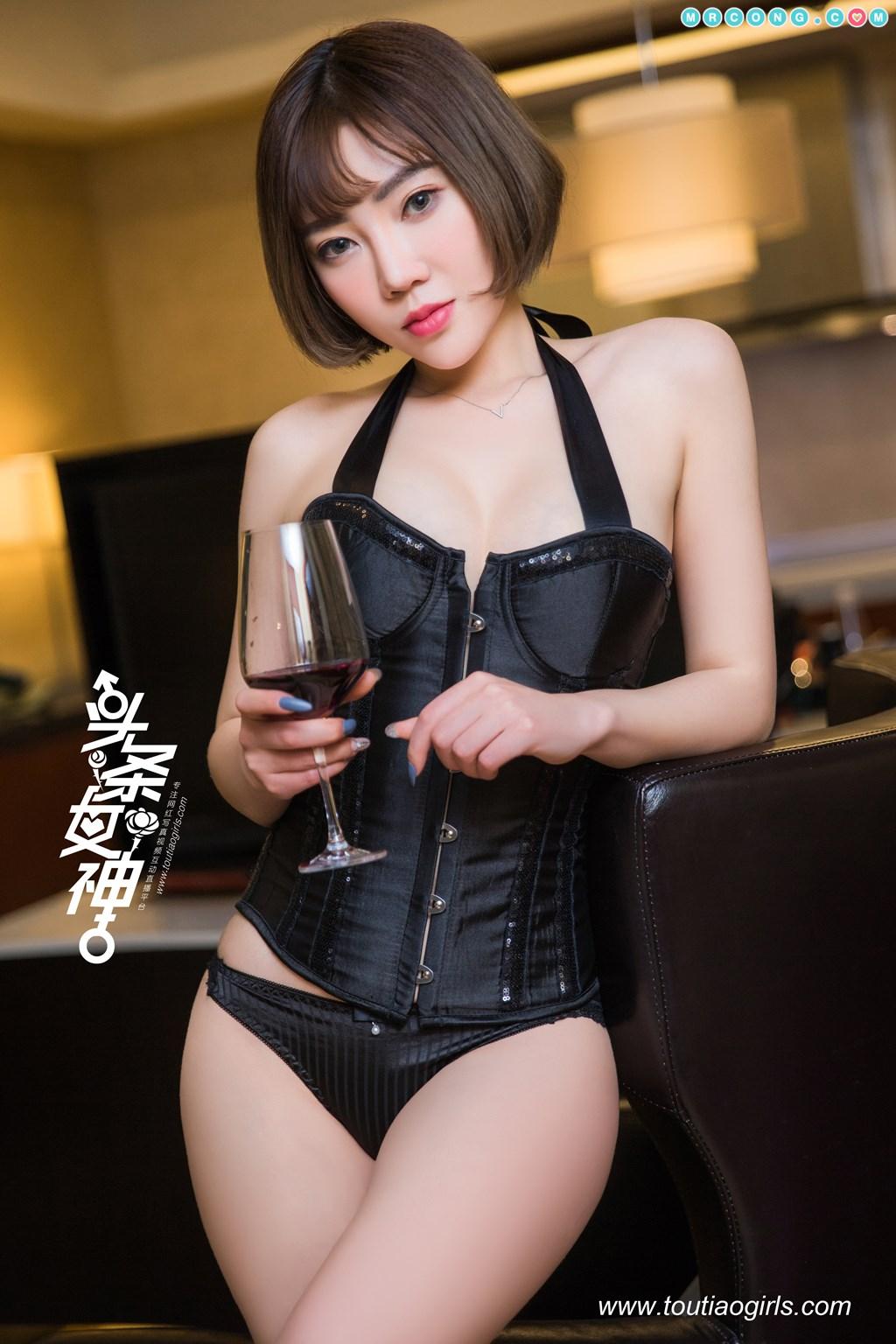 Image TouTiao-2018-03-05-Yao-Yao-MrCong.com-007 in post TouTiao 2018-03-05: Người mẫu Yao Yao (药药) (18 ảnh)