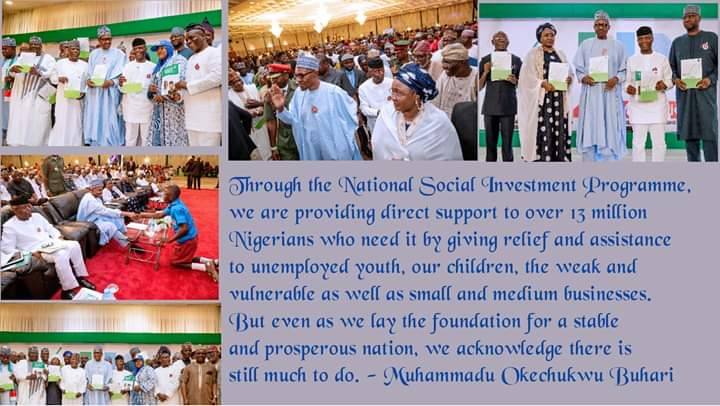 Full Text of Pres. Buhari's Speech at the presentation of The Campaign Manual.
