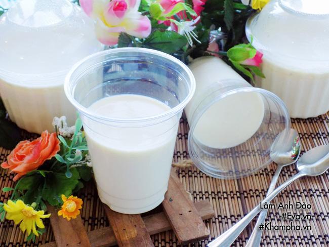 Cách làm sữa chua