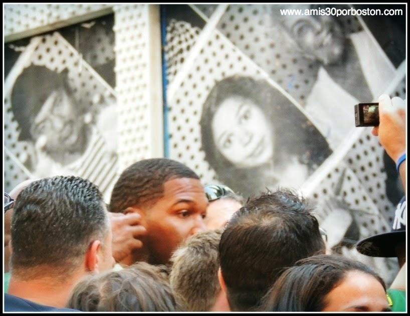 Segunda Visita a Nueva York: Famosos en Times Square