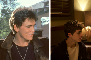 Matt Dillon - Dallas - Timothee Chalamet