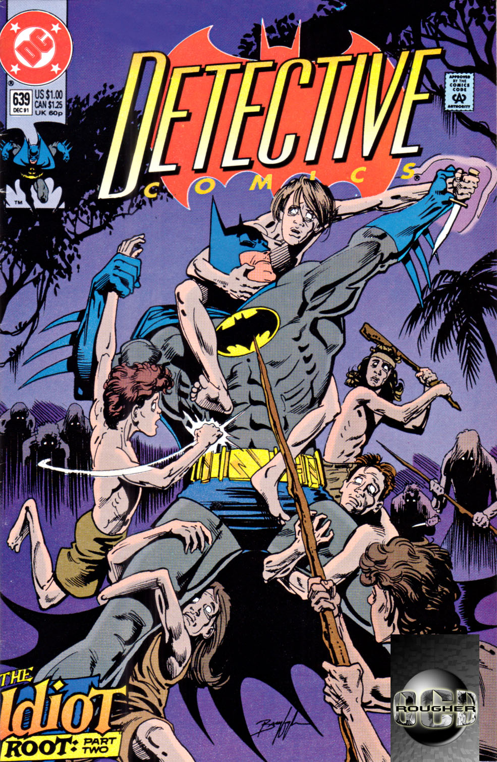 Detective Comics (1937) 639 Page 1