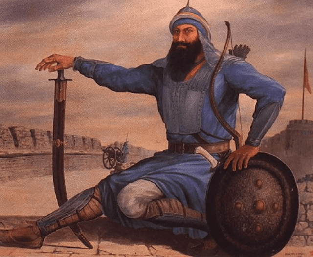 Baba Banda Singh Ji Bahadur First Sikh Empire Wallpaper Photo Images