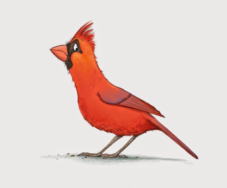 Jennifer E Morris Drawing Video Cardinal