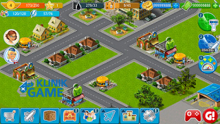 Download Game Airport City v4.8.16 APK MOD Unlimited Money Update Terbaru 2016