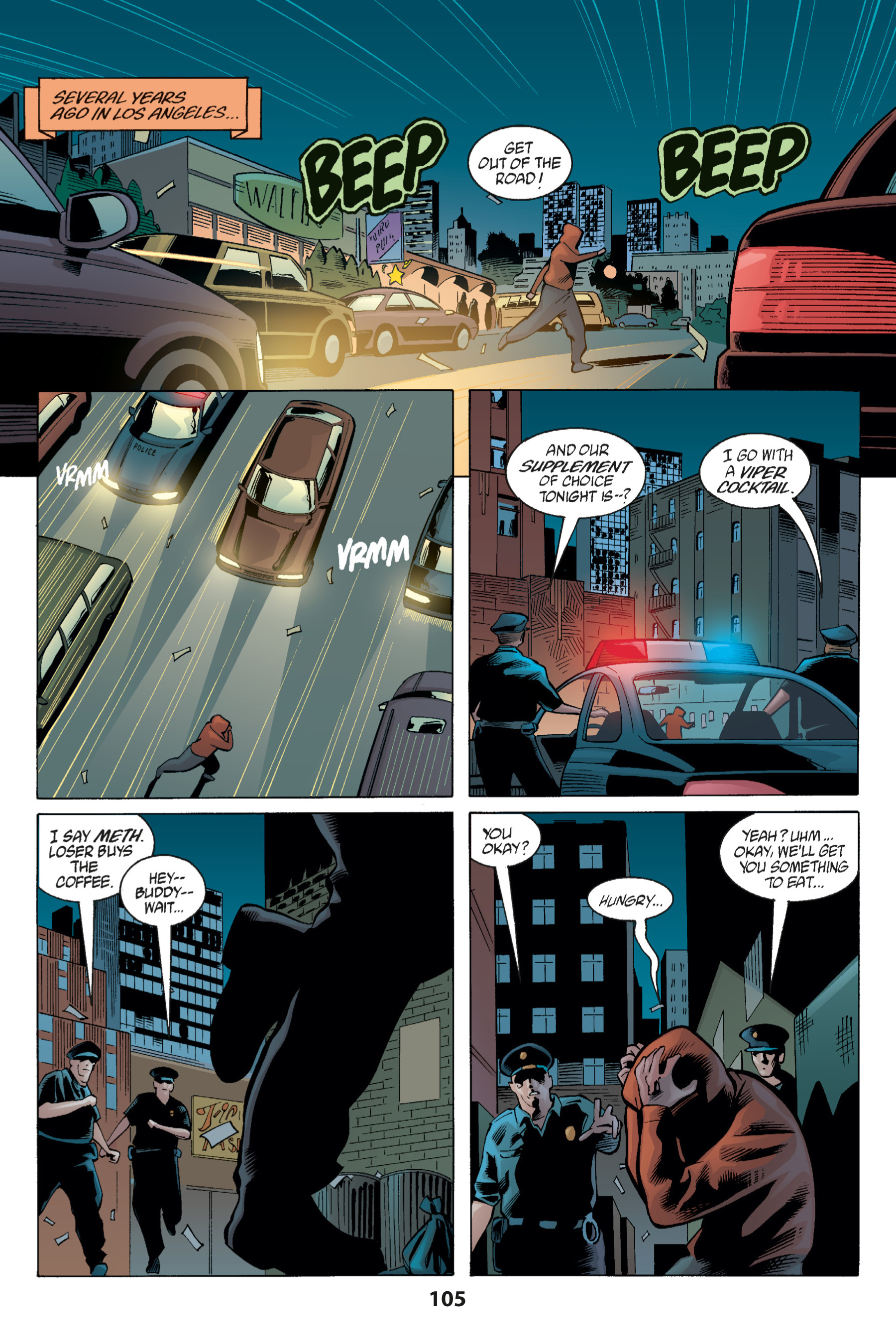 Read online Buffy the Vampire Slayer: Omnibus comic -  Issue # TPB 1 - 104