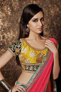 sharddha Kapoor looking sexy in saree