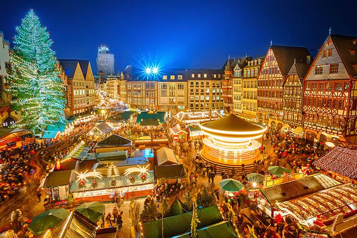German Christmas market mulled wine recipe
