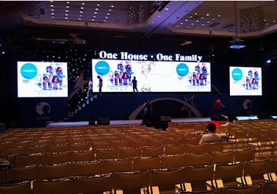 Màn hình led p5 indoor chính hãng tại Quảng Bình