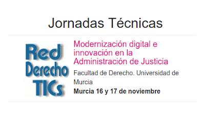 Congreso: ''Modernización digital e innovación en la Administración de Justicia''