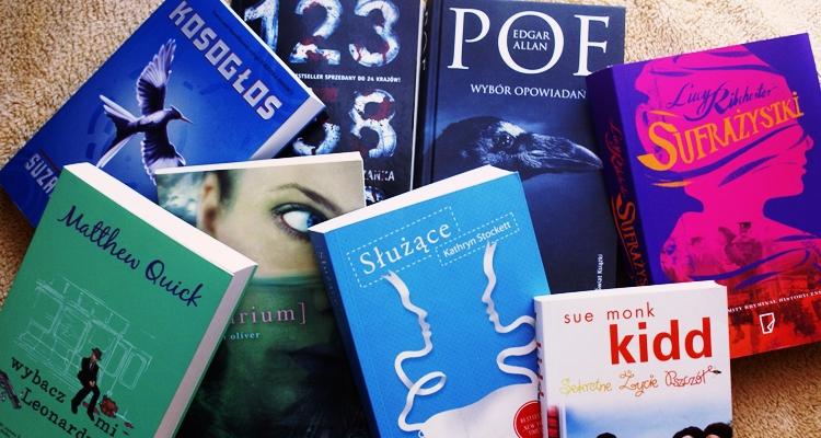 Książki na lato 2016