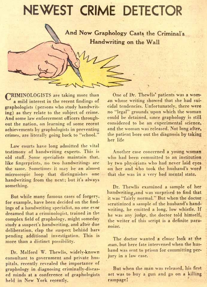 Read online Detective Comics (1937) comic -  Issue #191 - 31