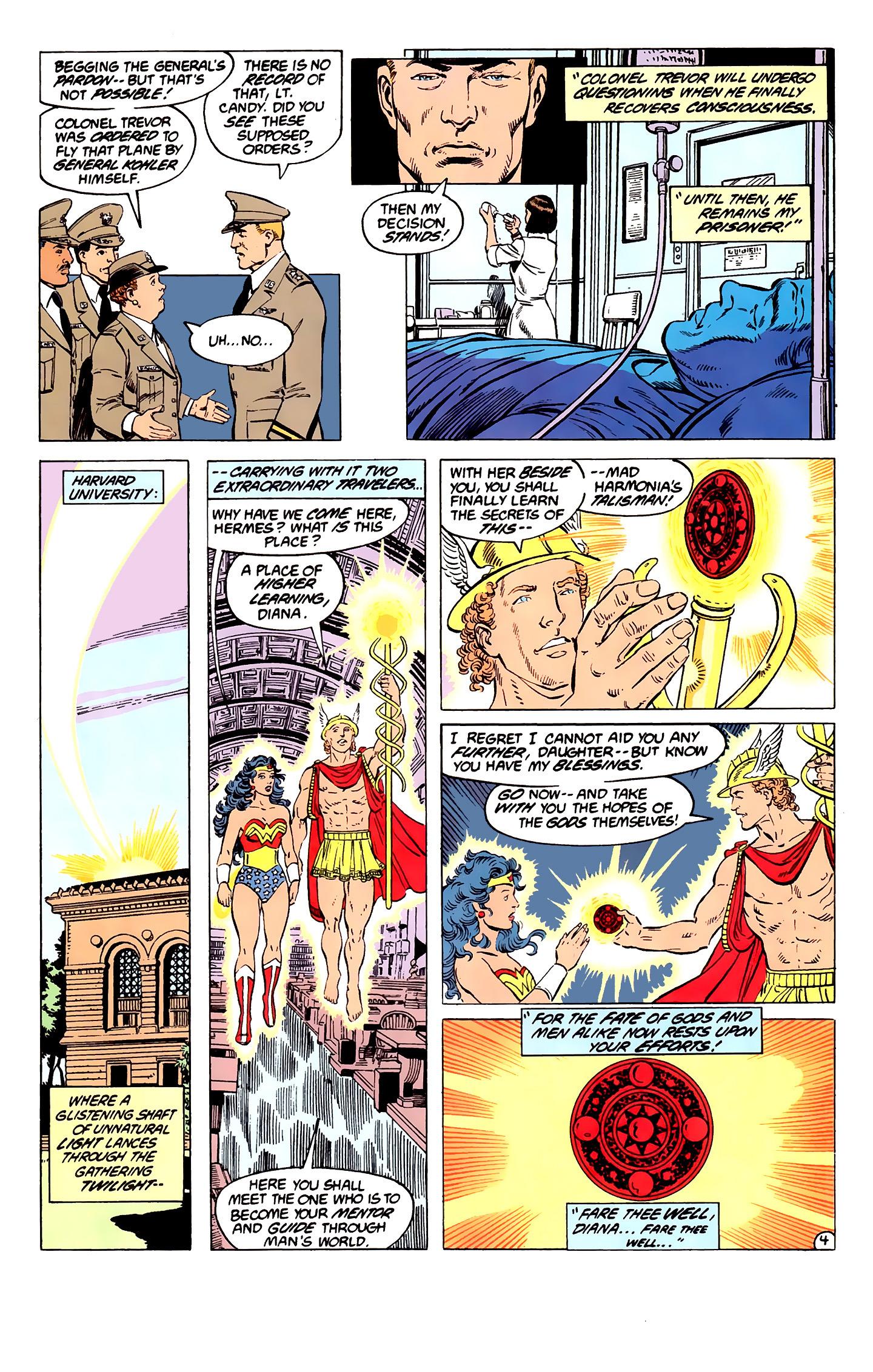 Read online Wonder Woman (1987) comic -  Issue #3 - 5