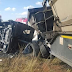 Photos: 20 School Children And A Driver Burnt To Death In Minibus Crash In South Africa