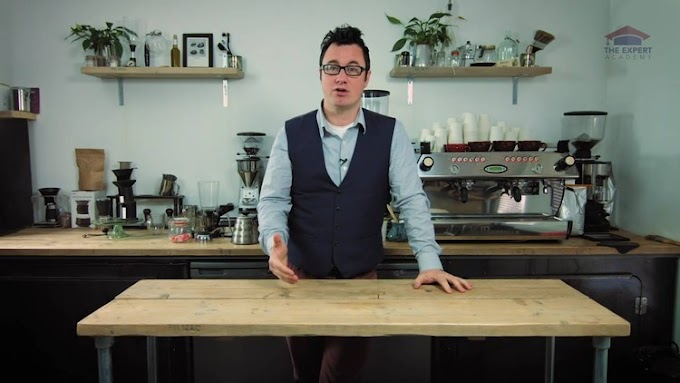 Become a Coffee Expert: How to Make the Perfect Cup - UDEMY Free Course With UDEMY Coupon Code