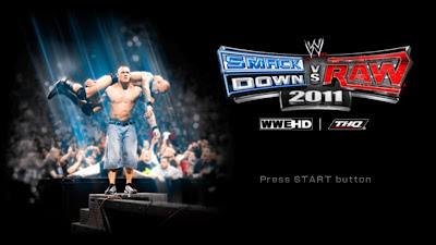 Download WWE Smackdown VS Raw 2011 Game