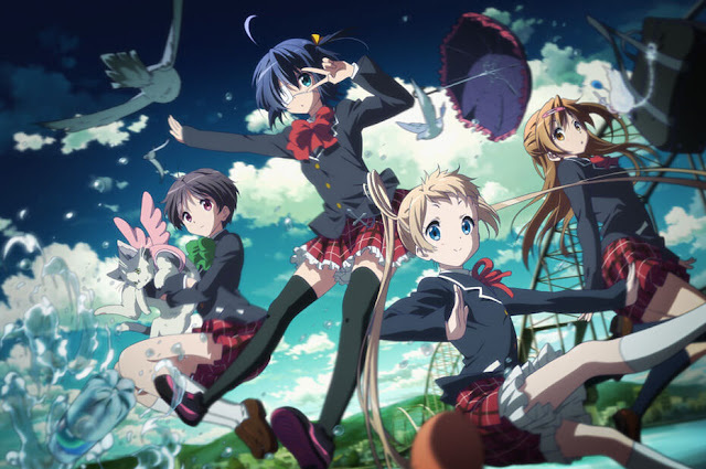 Download OST Opening Ending Anime Chuunibyou demo Koi ga Shitai! Full Version