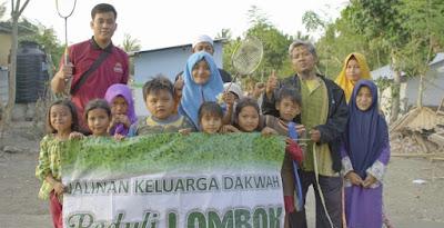Perjalanan Tim JKD Ke Lombok episode 2