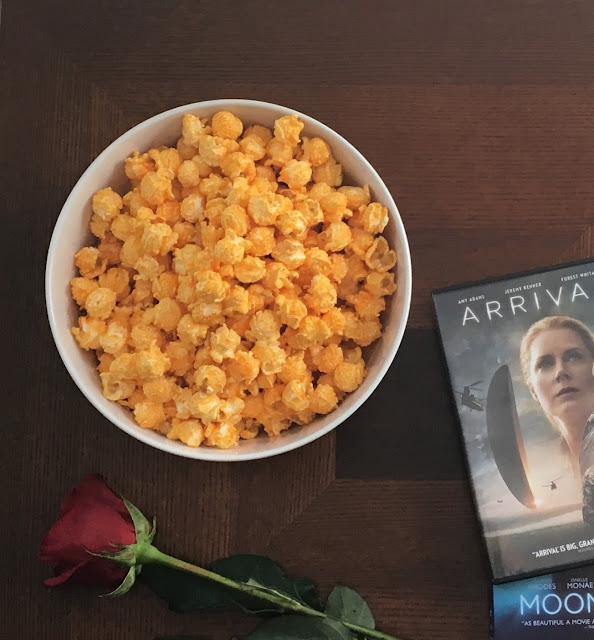 Host a fun and tasty movie night with G.H. Cretors popped corn