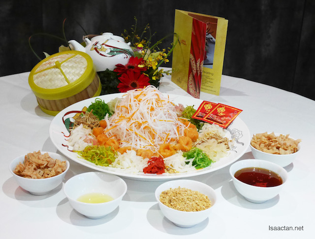 Festive Feasting This Chinese New Year @ Dynasty Restaurant, Renaissance Kuala Lumpur Hotel
