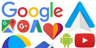 Продукты компании Google