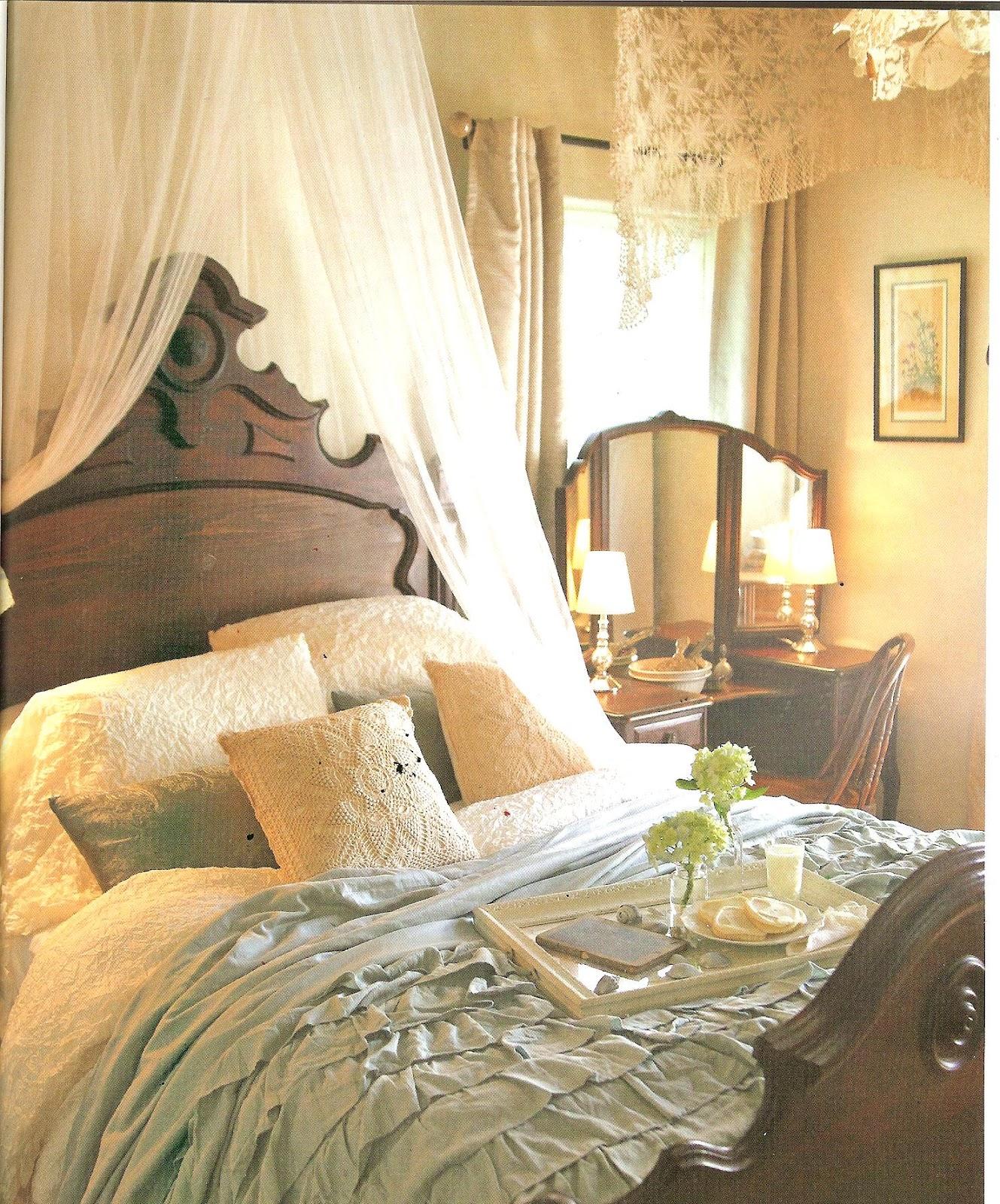 NANA DIANA TAKES A BREAK: Romantic Homes For August