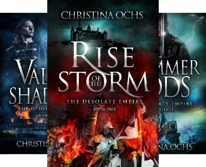 The Desolate Empire (6 Book Series) by Christina Ochs
