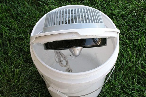 Ternyata Kipas Angin Bisa Disulap Menjadi AC Portable Loh! Begini Caranya