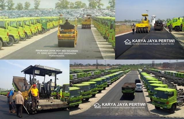 Jasa Pengaspalan Hotmix Jasa Pengaspalan Jalan, Jakarta, Bogor, Depok, Tangerang, Bekasi, Purwakarta, Cirebon, Bandung dan wilayah Jawa Barat sekitarnya
