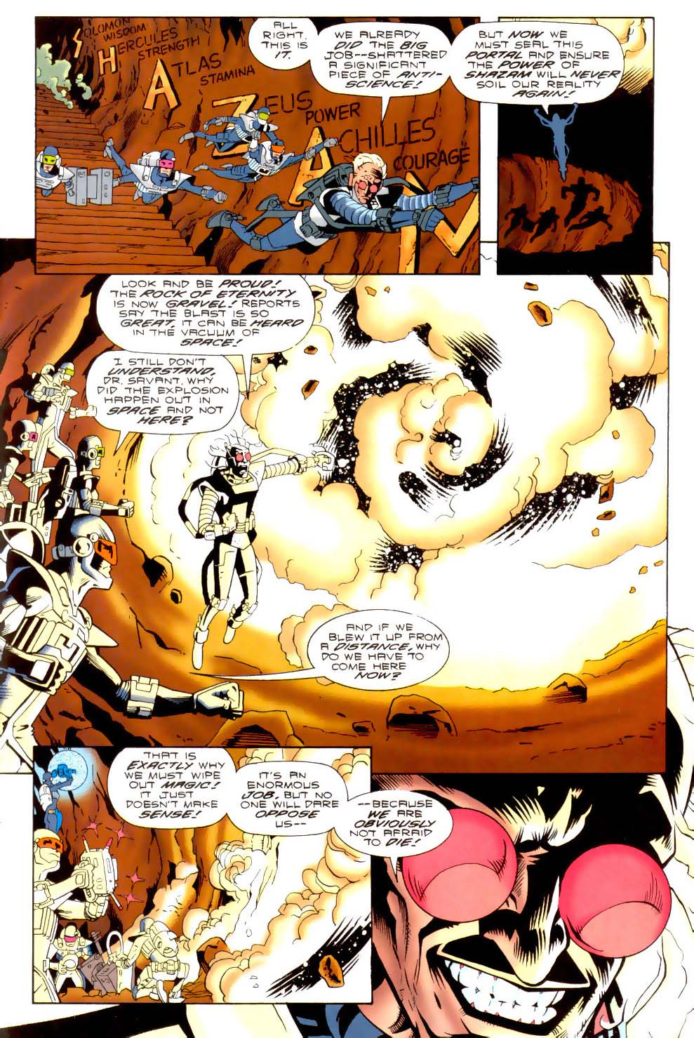 Legion of Super-Heroes (1989) 110 Page 7