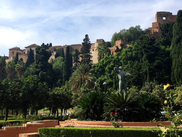 Alcazaba, Malaga
