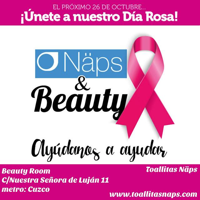 día internacional cáncer de mama salud dermocosmética one smile avene la roche-posay masglo näps