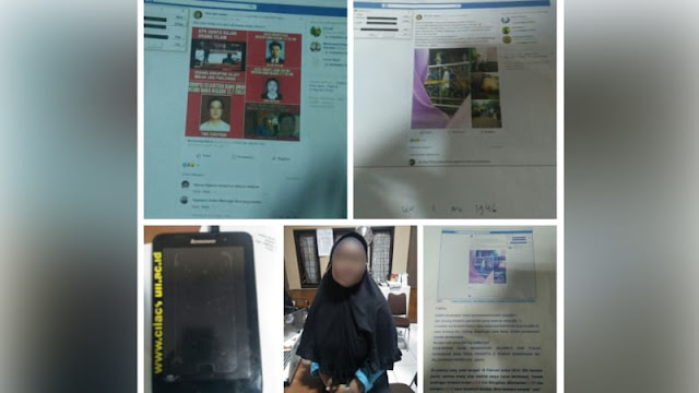 Setelah Posting Hoax PKI, Ibu Dosen Asal Jogja Jaringan MCA TERCYDUK!