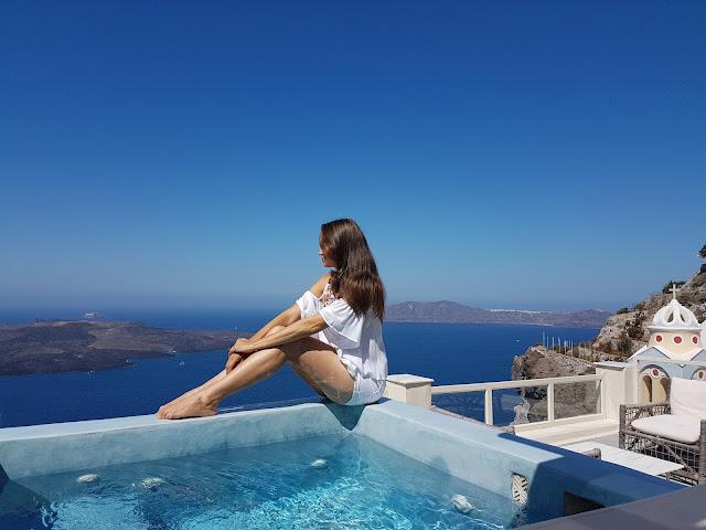Onde hospedar em Santorini, Santorini, Fira,
