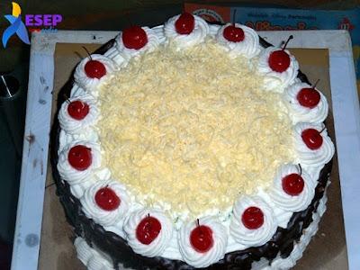 Resep Kue Ulang Tahun Brownies Kukus Sederhana Resep