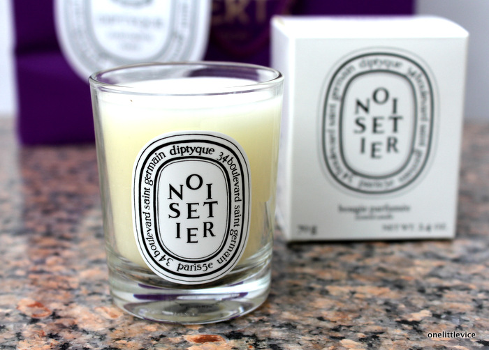 one little vice beauty blog: unisex sophisticated candle