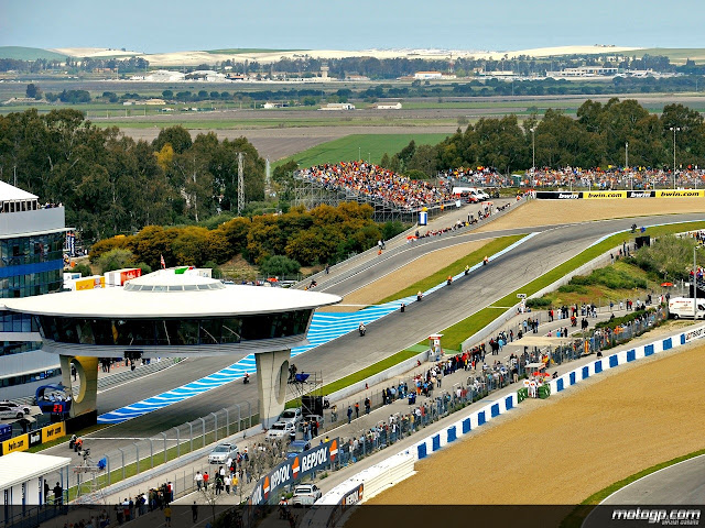 Jerez Circuit - Spain